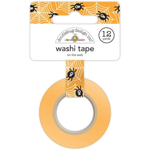 DB-3985 Washi Tape ~ On the Web