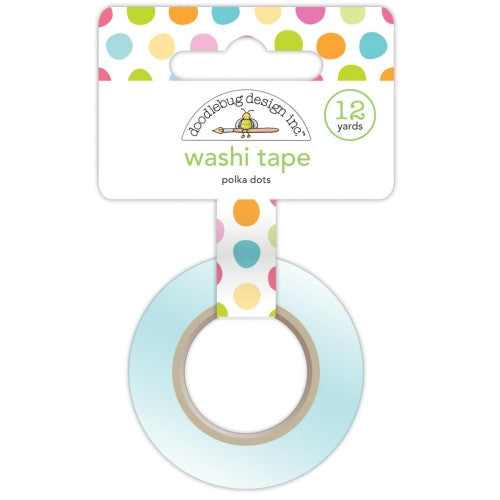 DB-4110 Washi Tape ~ Polka Dots