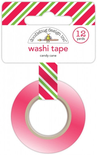DB-3987 Washi Tape ~ Candy Cane