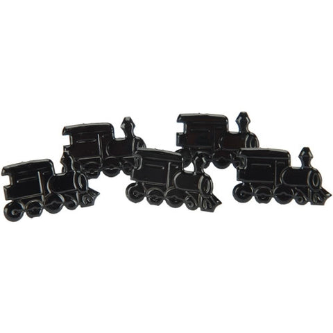 EOB-7340 Eyelet Outlet Brads ~ Trains