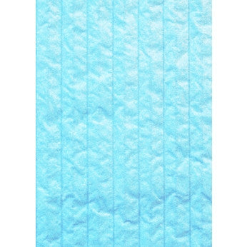 HCP-BLU Honey Pop Paper ~ Light Blue