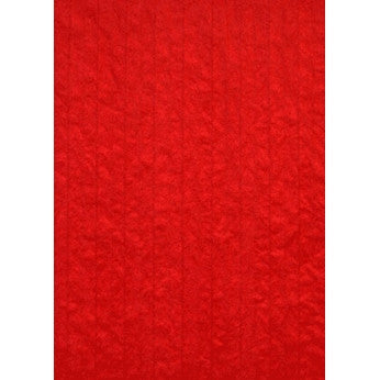 HCP-RED Honey Pop Paper ~ Red