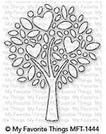 MFT-1444 ~ Heart Tree