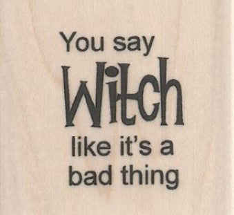 OR490 You Say Witch