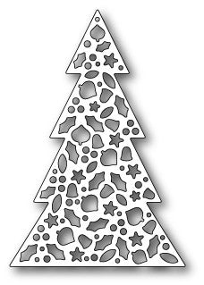 POP1077 ~ Cookie Cutter Tree