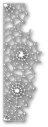 POP1085 Spider Web Border