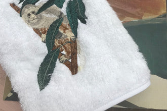 Add The Finishing Touches With Embroidered Towels