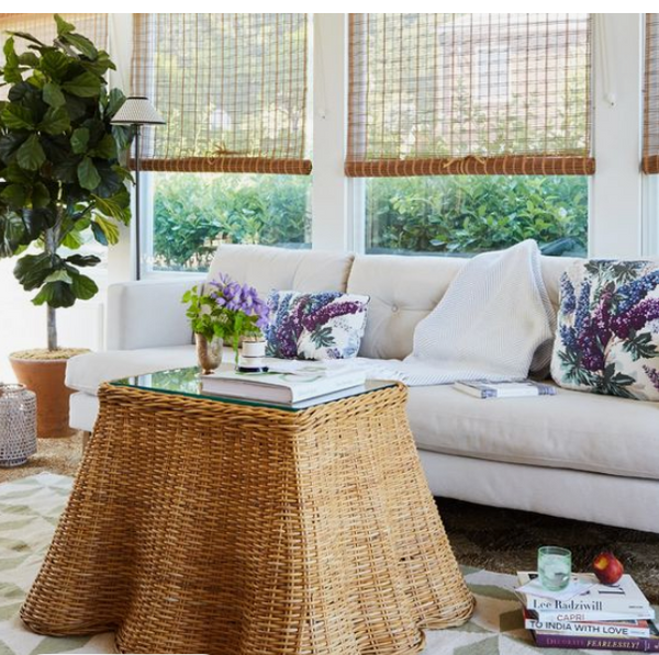 sara gilbane interiors couch blanket reading nook