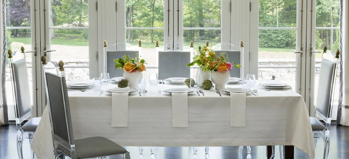 Pioneer Linens For Those With A Passion For Fine Linens