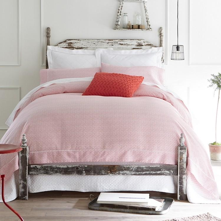 Emma Printed Sateen Bed Linens - Pioneer Linens
