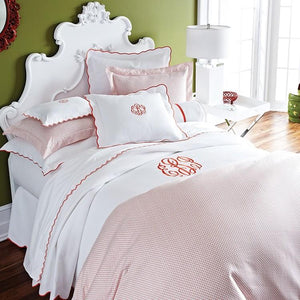 Emma Printed Sateen Bed Linens