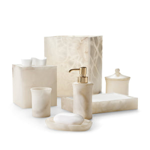 Alisa Cream Vanity Set