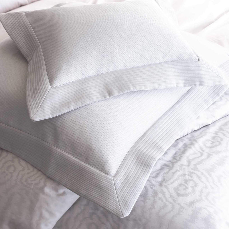 Angelina Matelassé Coverlets - Pioneer Linens