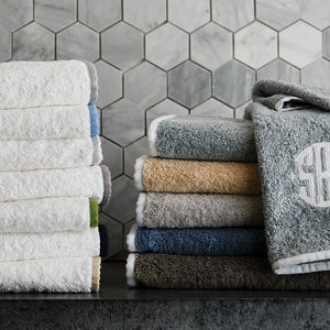 Enzo Bath Towels
