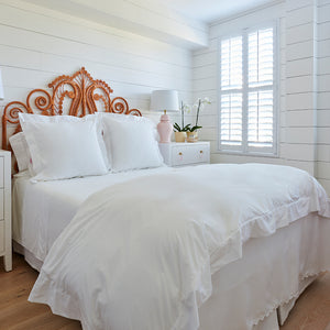 Siena Percale Bed Linens 30% OFF