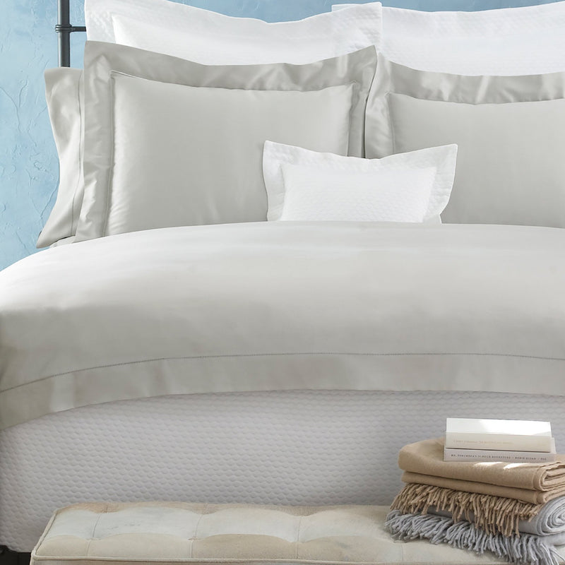 Nocturne Hemstitch Bed Linens - Pioneer Linens