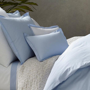 Luca Satin Stitch Bedding