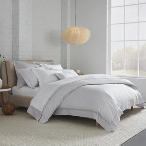 Celeste Percale Bed Linens