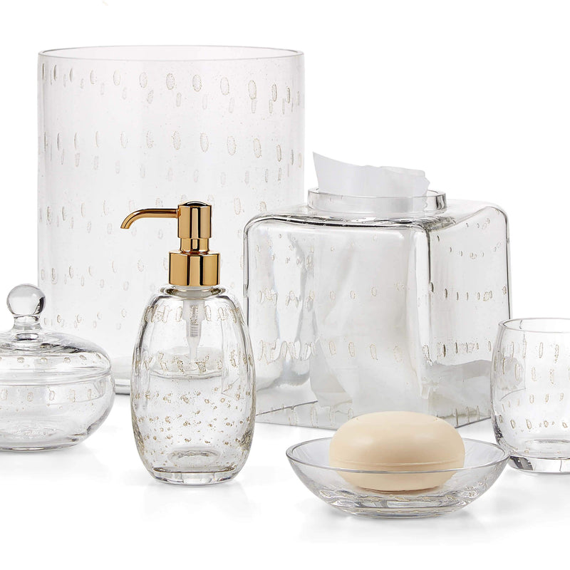Contessa Clear Vanity Set