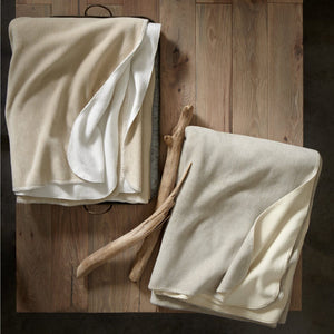Alta Reversible Cotton Blankets