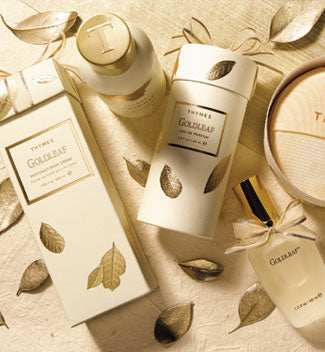 Goldleaf Home & Body Fragrance