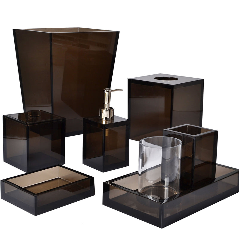 Ice Accessories (Smoked Lucite) - Pioneer Linens