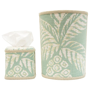 Aqua Pineapple Vanity Set