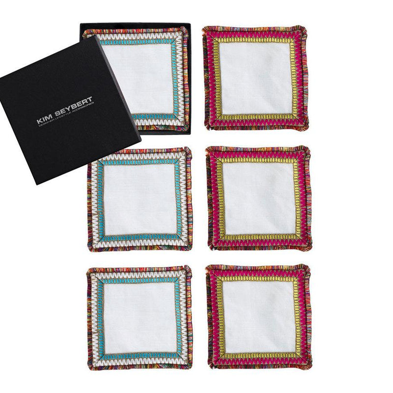 SPECTRUM COCKTAIL NAPKINS - Pioneer Linens
