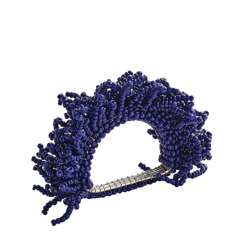CARNIVAL NAPKIN RINGS IN NAVY