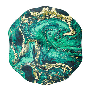 COSMOS PLACEMAT IN EMERALD