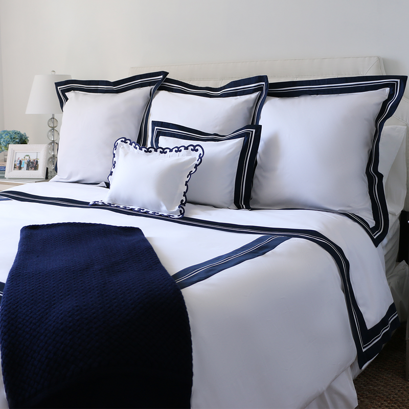 Panama Bed Linens - Pioneer Linens