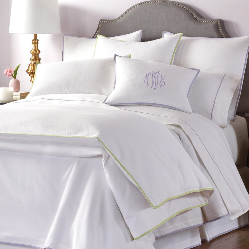 Pique II Decorative Pillows - Pioneer Linens