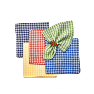 Reversible Gingham Napkin