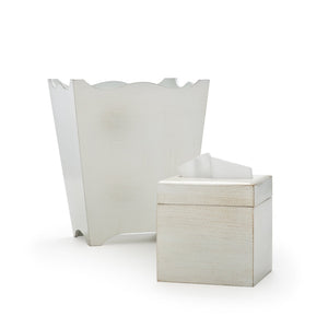 Riviera White Vanity Set