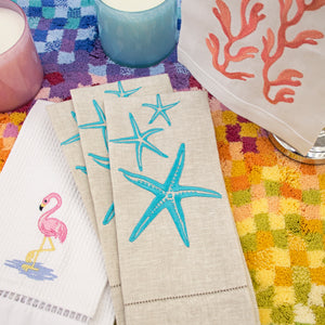 Starfish Guest Tip Towel