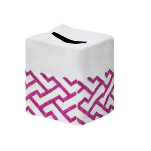 Shanghai Tissue Box Cover Fuscha
