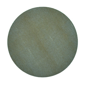 SHAGREEN PLACEMAT IN SAGE