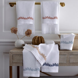 Atoll Linen Guest Towels