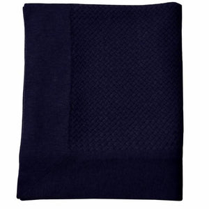 Bari Throw In Navy