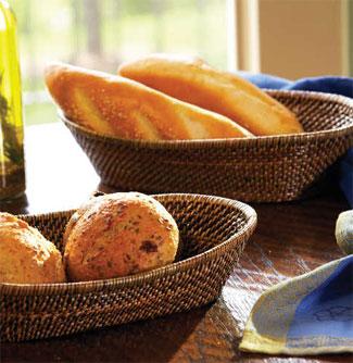 Woven Bread Basket -  Bread Basket