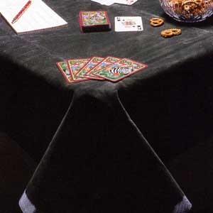 Card Table Covers - Pioneer Linens