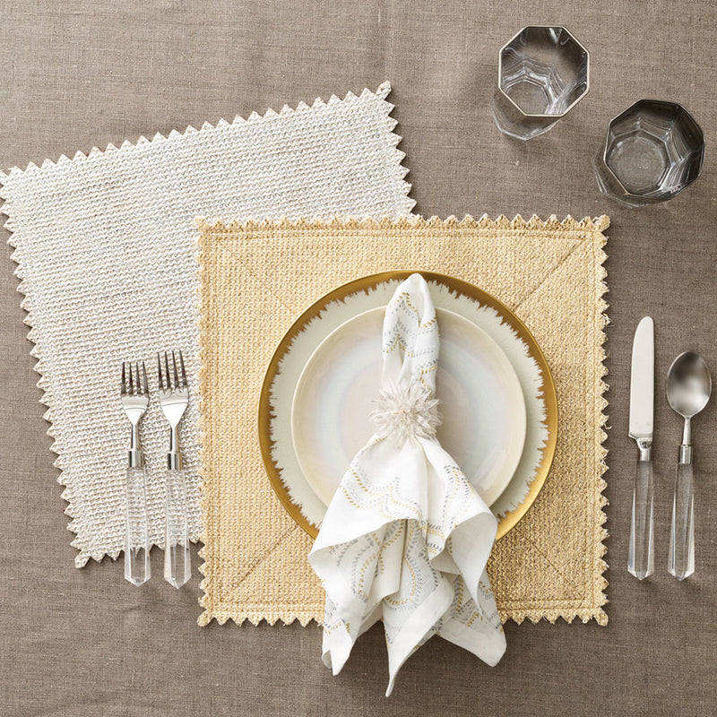 STAMPED REVERSIBLE PLACEMAT