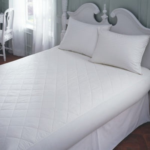 Diamond Cotton Mattress Pad