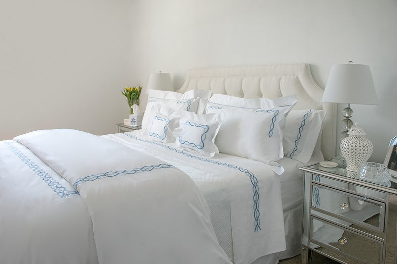 Intarsio Bed Linens - Pioneer Linens