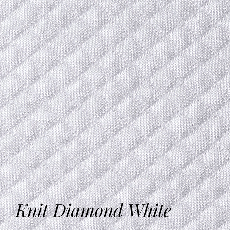 Knit Diamond Robe - Pioneer Linens