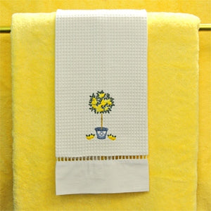 Lemon Topiary - Guest Towel