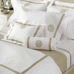 Lowell Percale Bed Linens
