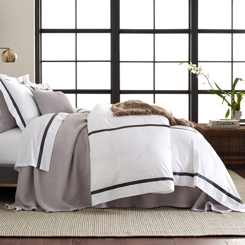 Lowell Percale Bed Linens - Pioneer Linens