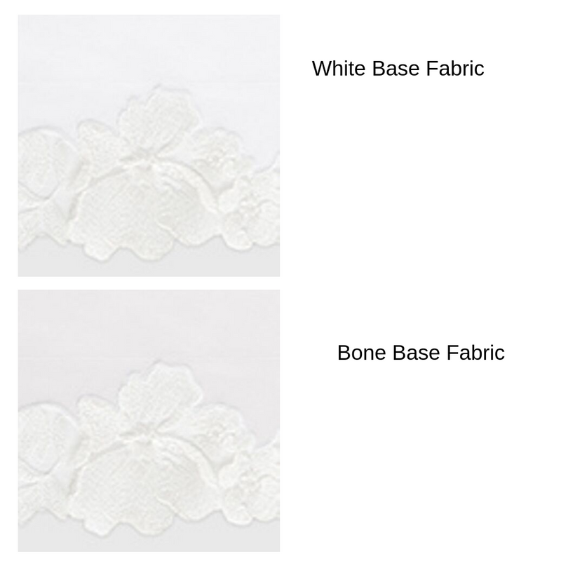 Virginia Lace Bed Linens