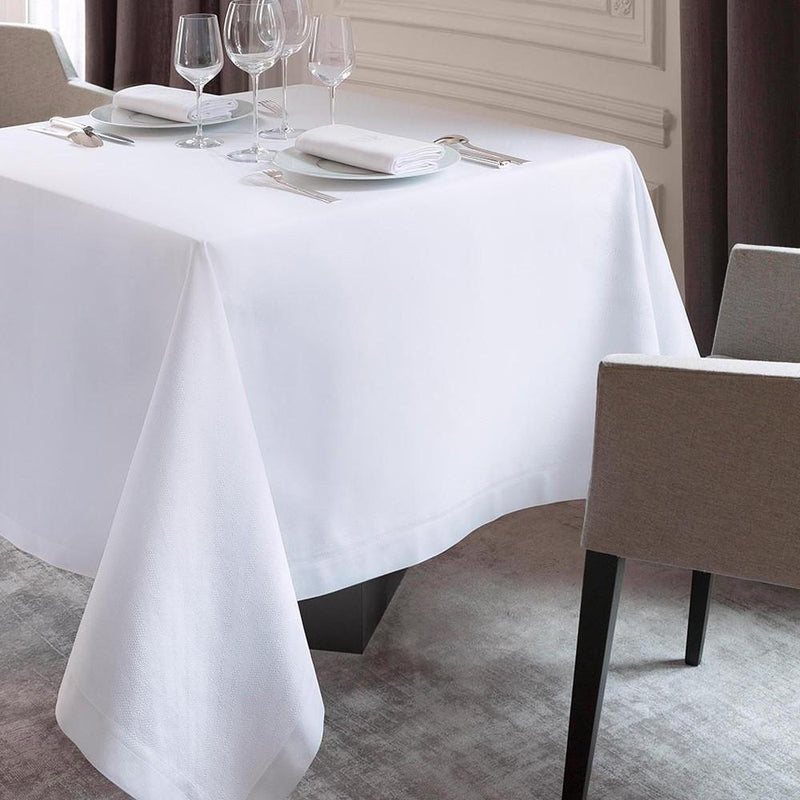 Offre White Table Linens - Pioneer Linens